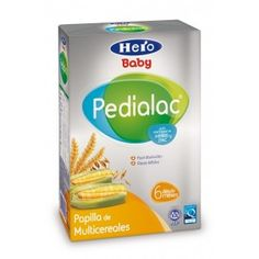 163974 Pedialac Multicereales - 600 gr.