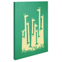 Budi Satria Kwan 'Such a Great Height' Canvas Art | Overstock.com Shopping - Top Rated Trademark Fine Art Canvas