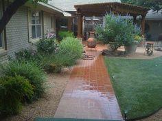 Lubbock Landscape Design Install Maintain - traditional - landscape - dallas - Austex Landscape