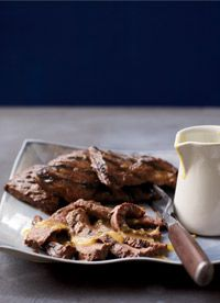 Maple-Lemon Skirt Steak - Healthy Recipe Finder | Prevention