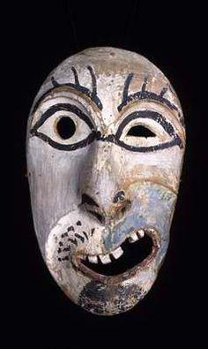 Shaman's  Mask  Inuit