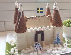 Barnkalas med Frost-tema - 5 tips till Frost-kalaset: Parfait, Birthday Candles, Tart, Gingerbread, Goodies, Glass, Desserts, Food, Decorating Cakes