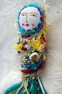 Spirit Doll, Cristina Zinnia Galliher