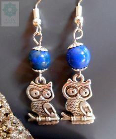 Baglyos fülbevaló www.alita.hu Drop Earrings, Jewelry, Fashion, Moda, Jewlery, Jewerly, Fashion Styles, Schmuck, Drop Earring