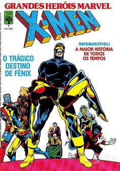 Grandes Heróis Marvel 1ª Série - n° 7/Abril | Guia dos Quadrinhos
