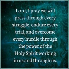 Power of Holy Spirit                                                       …