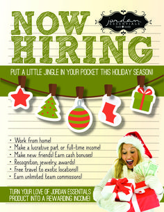 Ask for your own business for Christmas!