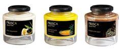 CONDIMENTOS | casa da prisca. Beautiful condiment #packaging PD