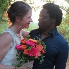 Luck Is Finding Love – Zimbo Jam Founder Weds