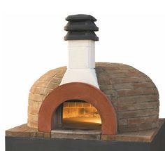 Zio Ciro Woodburning Brick Oven
