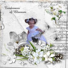 """TENDERNESS OF BLOSSOM"" Kit by Vanilla M. Designs http://wilma4ever.com/index.php?main_page=product_info&cPath=52_440&products_id=31714 With the kind permission Photo by stockmichelle(deviantart) http://stockmichelle.deviantart.com/"