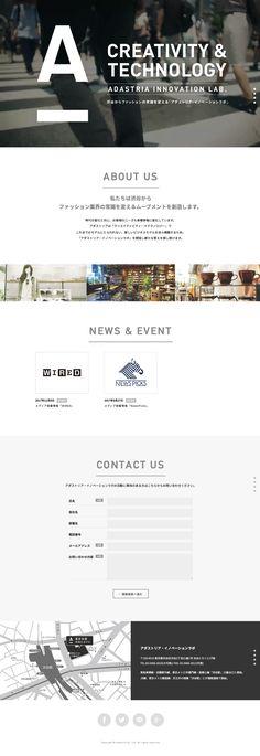 Web Design, Innovation Lab, Portfolio Layout, Grid System, Zine, Brain, Presentation, Website, Canvas