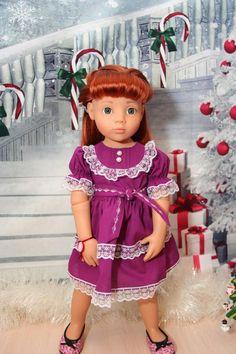 Настенька / Куклы Gotz - коллекционные и игровые Готц / Бэйбики. Куклы фото. Одежда для кукол