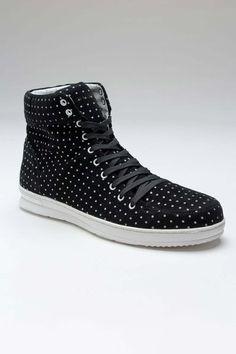It's the polka dots!  Vanquish LTD Sneaker