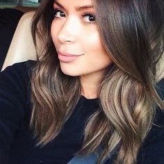 #901artist @tauni901 took #901girl @marianna_hewitt back to the dark side ✨ #brunette #hair #ninezeroone