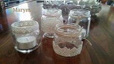 Ecco un idea che trasforma dei vasetti per omogeneizzati in deliziosi porta candele