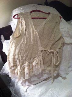 Magnolia Pearl Vest #MagnoliaPearl