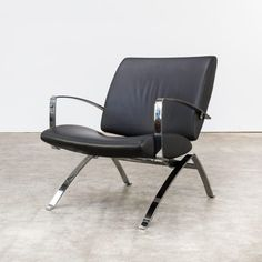 dodo armchair in black from the 90 s crowdyhouse