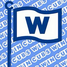 Cubs Win Chicago Cubs Fans, Chicago Cubs World Series, Chicago Cubs Baseball, Baseball Tees, Baseball Stuff, Baseball Signs, Football, Cubs Wallpaper, Cubs Games