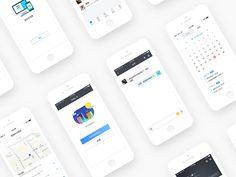 Office App by Jason #Design Popular #Dribbble #shots
