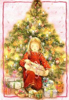 Sognare con i bellissimi disegni di Lisi Martin!