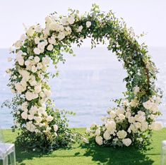 Passable metal arch Metal Round Wedding Arch Moon for weddings flowers Outdoor Wedding Arch Wedding Décor Floral Arch Ceremony Arch Wedding Sand, Wedding Table Flowers, Wedding Bouquets, Arch Wedding, Wedding Venues, Wedding Rustic, Wedding Flower Backdrop, Wedding Canopy, Wedding Backdrops