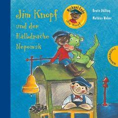 Jim Knopf und der Halbdrache Nepomuk als Buch