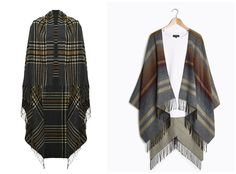 Our favourite fashion capes available in County Square Shopping Centre, Ashford Kent. Check out loveashford.com for more inspiration!