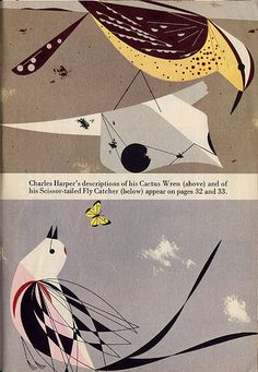 day-lab: Ford Times + Charley Harper