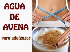 ConsejosdeSalud.info: Adelgazar más rápido con agua de avena