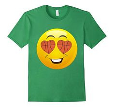 Men's Emoji Smile Basketball Eyes Funny Humor Hoops Tee S... https://www.amazon.com/dp/B01N3XMTNV/ref=cm_sw_r_pi_dp_x_t23ryb3VNRP5B
