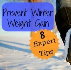 Don't gain weight this winter! Here's how to stay lean all season long. | via @SparkPeople #diet #fitness #motivation