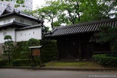 Japanese castles I've visited: #92 Takasaki Castle in Gunma Prefecture.