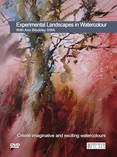 Experimental Landscapes In Watercolour With Ann Blockley SWA