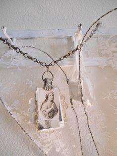 Jeanne d Arc Living Clip & Religious Tags by Parisgal56 on Etsy