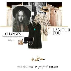 Designer Clothes, Shoes & Bags for Women Jennifer Meyer, Boho, Shoe Bag, Anna Sui, Polyvore, Kimono, Chanel, Design, Women