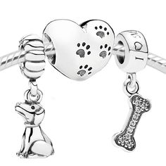 Pandora My Sweet Dog Set- £120!:O i do love my dog, she is my best friend! 15 this year!:O