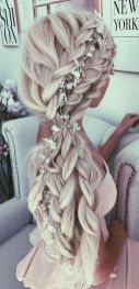 09 Bridal Wedding Hairstyles For Long Hair that will Inspire