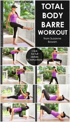 Total Body Barre Workout