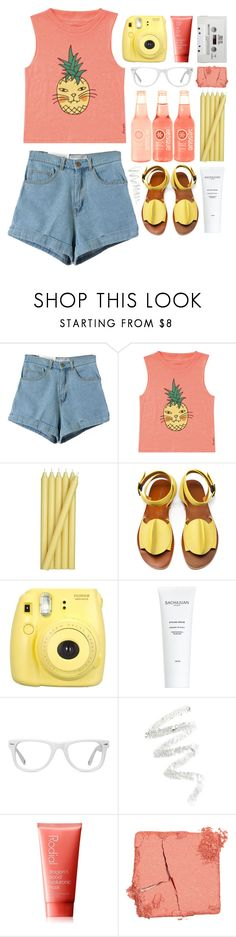 """☽✧ you know i love you so"" by blonde-scorpio-xo ❤ liked on Polyvore featuring Billabong, Crate and Barrel, TRACEY NEULS, J.Crew, Muse, Cynthia Rowley, Rodial, Blink and Illamasqua"