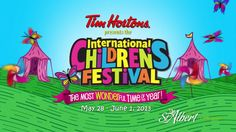 The Northern Alberta International Children's Festival is an incredible five-day family festival that takes place in downtown St. Albert each year at the end of May/beginning of June. International Festival, Summer Bucket Lists, Wonderful Time, Graduation, June, The Incredibles, Events, City, Happenings