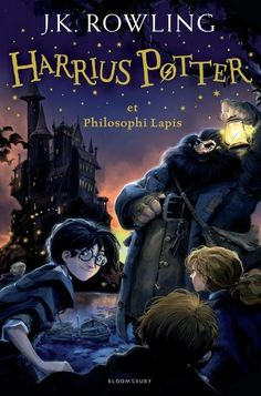 'Dominus et Domina Dursley, qui vivebant in aedibus Gestationis Ligustrorum numero quattor signatis ...'The first words of J.K. Rowling's timeless classic are more familiar to readers as 'Mr and Mrs Dursley, of number four, Privet Drive ...' Following in the steps of other great children's classics, including Winnie the Pooh (winnie ille pu) and Paddington Bear (ursus nomine paddington), Harry Potter and the Philosopher's Stone is available in Latin. Learners and lovers of Latin will delight…