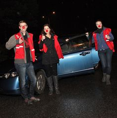 2012 inaugural Operation Red Nose campaign a huge success in Burnaby and New Westminster Red Nose, Westminster, Campaign, Success, Leather Jacket, News, Jackets, Fashion, Studded Leather Jacket