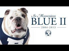 Butler Blue II In Memoriam
