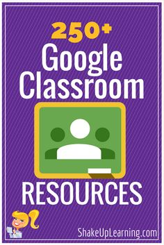 250+ Google Classroom Tips, Tutorials and Resources: I've been curating Google Classroom tips and resources on Pinterest (also embedded below), which now includes over 250 Google Classroom tips, tutorials, and resources for teachers. I have curated YouTube tutorials, blog posts, infographics, books, guides, tips, tricks and more on this Pinterest board. So whether you are new to Google Classroom, or ready to take your skills to the next level, there is something in here for you.