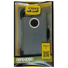 OtterBox Defender Series Case for iPhone 5 Retail Packaging. Deal Price: $19.99. List Price: $79.99. Visit http://dealtodeals.com/otterbox-defender-series-case-iphone-retail-packaging/d21576/cell-phones-smartphones/c52/