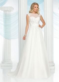 Da Vinci Bridal Gown Style - 50419