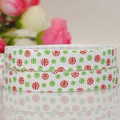 5 Yards 3/8' Cute Snowflake Printed Christmas Ribbon DIY Party Decoration Grosgrain Ribbon Blue *** Check out this great item.