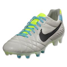 c0c8556b419 Nike Tiempo Legend IV FG  454316 001  -  143.99   Light Bone Black
