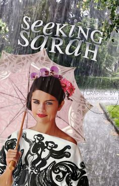 Seeking Sarah | Wattpad Cover (Premade) by xaphroditegirlx